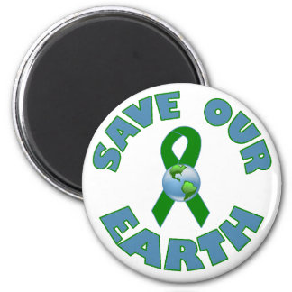 Save Our Earth Fridge Magnet