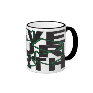Save Our Earth Ringer Mug