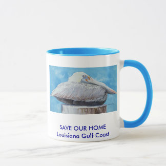 SAVE OUR HOME MUG