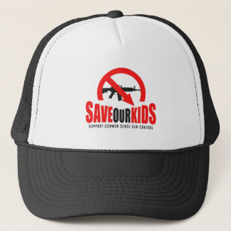 Save Our Kids Trucker Hat