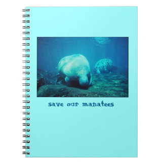 Save Our Manatees Notebook