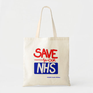 Save Our NHS Tote Bag