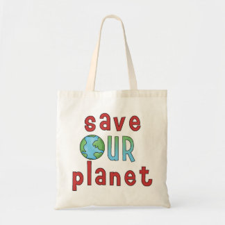 Save Our Planet *Accent Bag*