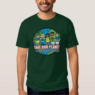 Save Our Planet Tshirts
