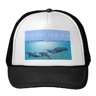 Save Our Seas Hat