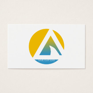 save our seas tricircles business card