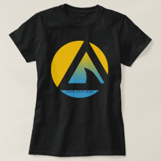 save our seas tricircles T-Shirt