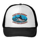 Save Our Sharks Hat