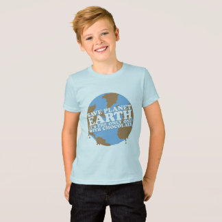 """Save Planet Earth"" T-Shirt"