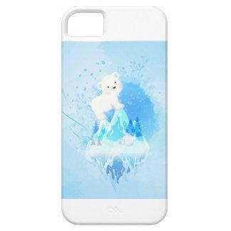 Save Polar Bear iPhone 5 Case