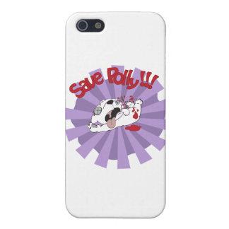 Save Polly the Polar Bear iPhone 5 Cases