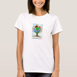 """Save Red Pandas"" Women's Tee"