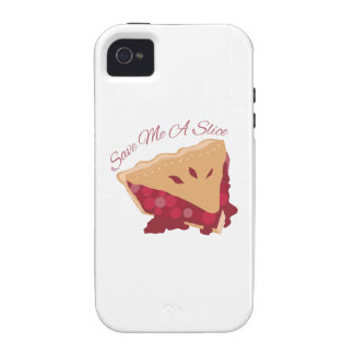 Save Slice iPhone 4/4S Covers