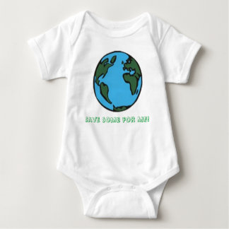 Save some for me! baby bodysuit