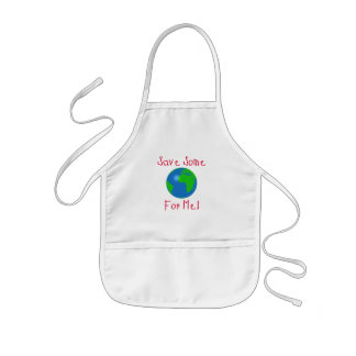 Save Some For Me Kids Apron