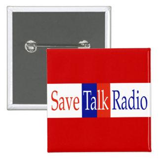 save talk radio button