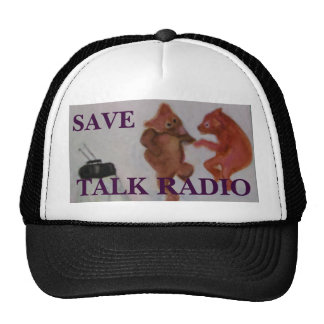 SAVE TALK RADIO - HAT