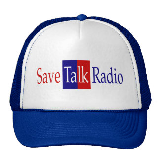 Save talk radio hat