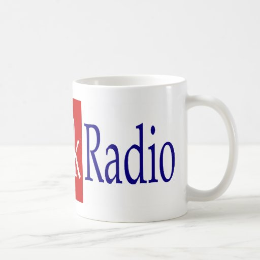 Save Talk Radio Mug