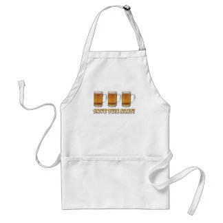 Save The Ales! Aprons