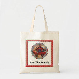 Save The Animals Tote