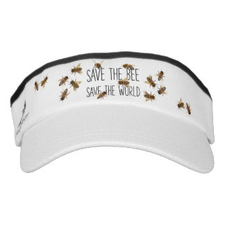 Save the Bee! Save the World! Live Design Visor