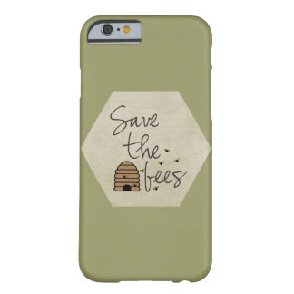 Save the Bees Barely There iPhone 6 Case