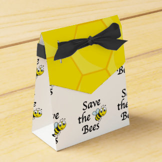 Save the Bees Favour Box