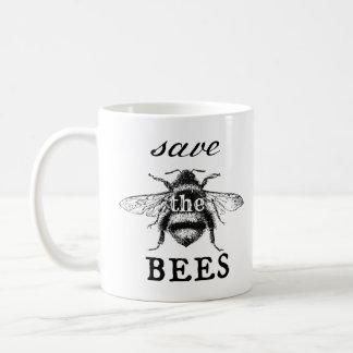 Save the Bees Mug - Environmental - Earth Day