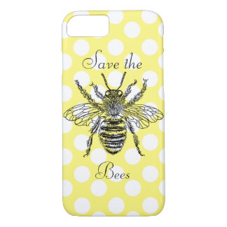 Save the Bees Phone Case
