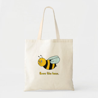 'Save the Bees' Tote Bag