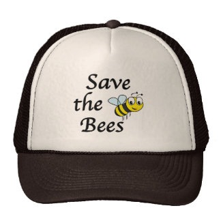 Save the Bees Trucker Hats