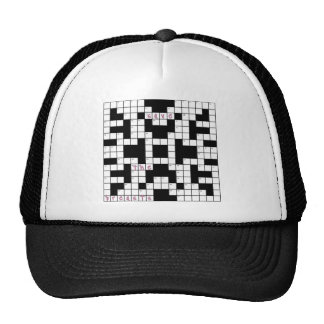 Save the breasts mesh hats