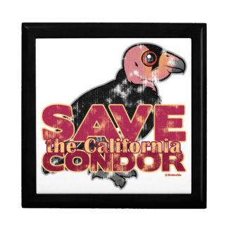 Save the California Condor Gift Box
