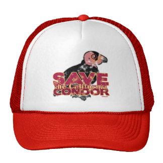 Save the California Condor Trucker Hat