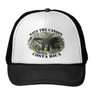 Save the Canopy-Costa Rica Cap