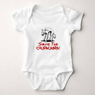 Save The Chupacabras! Tshirts