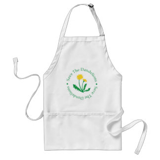 Save The Dandelions Standard Apron