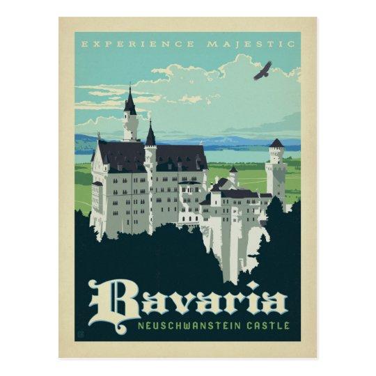Save the Date   Bavaria, Neuschwanstein Castle Postcard