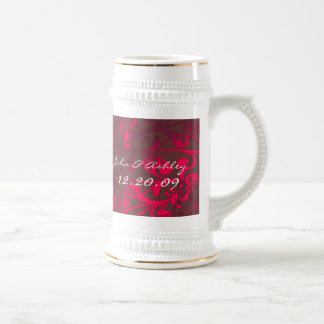 Save the Date Buttons,Stickers and Magnet Beer Steins