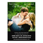 Save the Date Card | Movie Poster Design Invitations