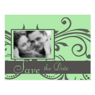 Save the Date Card Post Cards