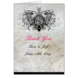 Save the Date Cards- Winged Celtic Gaelic Knot