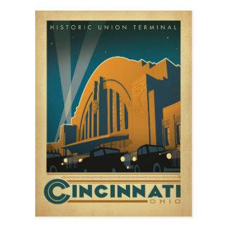 Save the Date | Cincinnati, OH Postcard