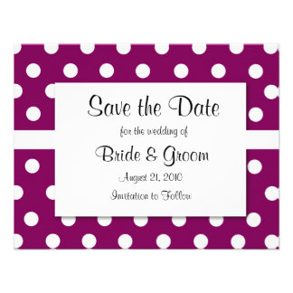Save The Date CUSTOMIZE IT TO MAKE IT YOURS Announcements
