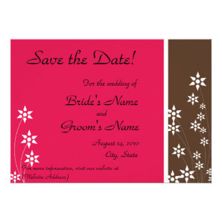 Save The Date CUSTOMIZE IT TO MAKE IT YOURS Invites