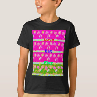 Save the date Eat Love and PLay.png T Shirt