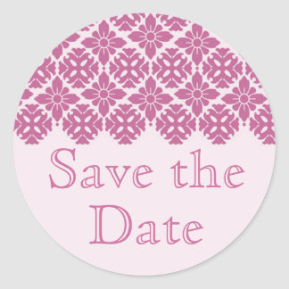 Save the Date Envelope Seals