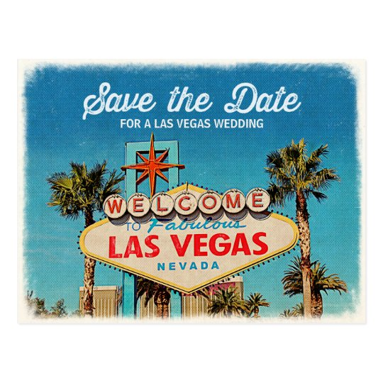 Save the Date for a Fabulous Las Vegas