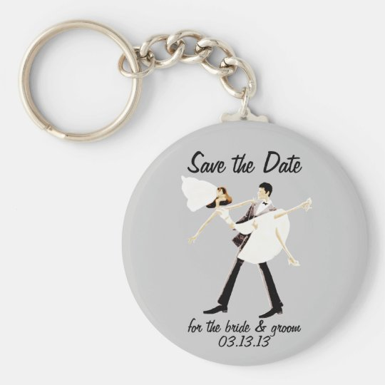 Save the Date for the bride & groom